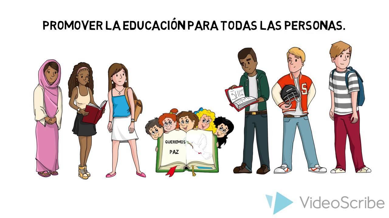 Cultura de Paz-Educación. - YouTube
