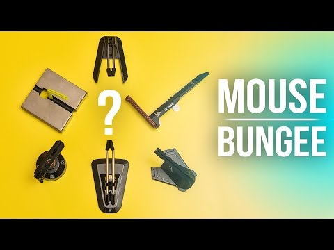 Mouse Bungees - Are They Pointless or Perfect?