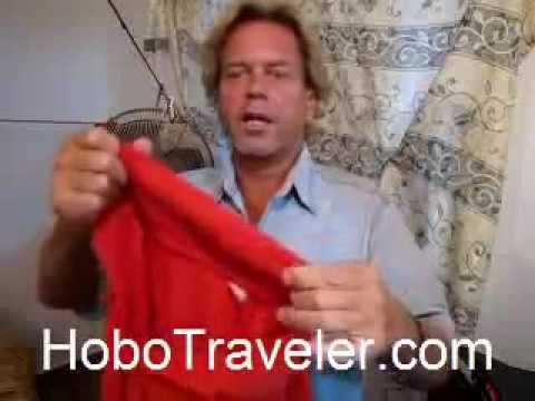 How to Dry clothes fast in Hotel Room with Fan Travel Tip
