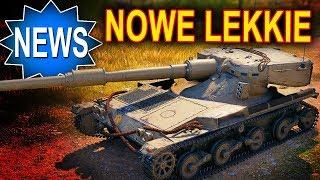 Kod bonusowy i nowe czołgi lekkie - NEWS - World of Tanks