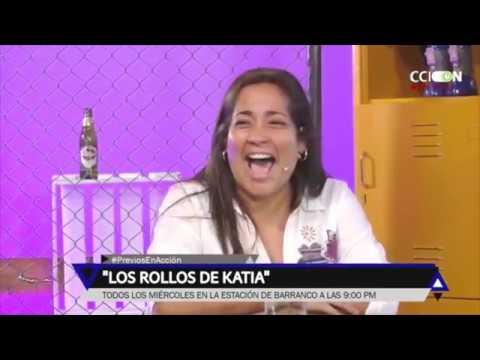 Los Rollos De Katia Palma - Previos En Acción