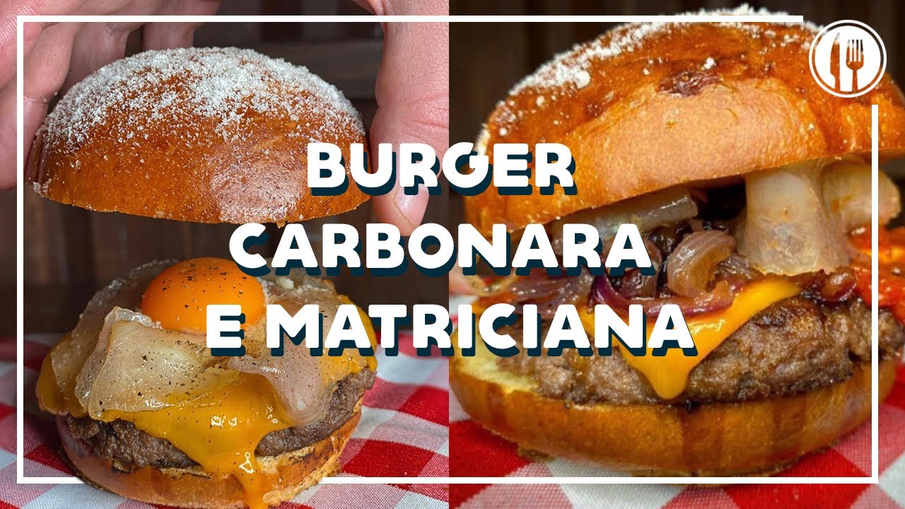 BURGER A MODA ITALIANA DO RODOLFO DE SANTIS | CHAMA NO DELIVERY | Go Deb