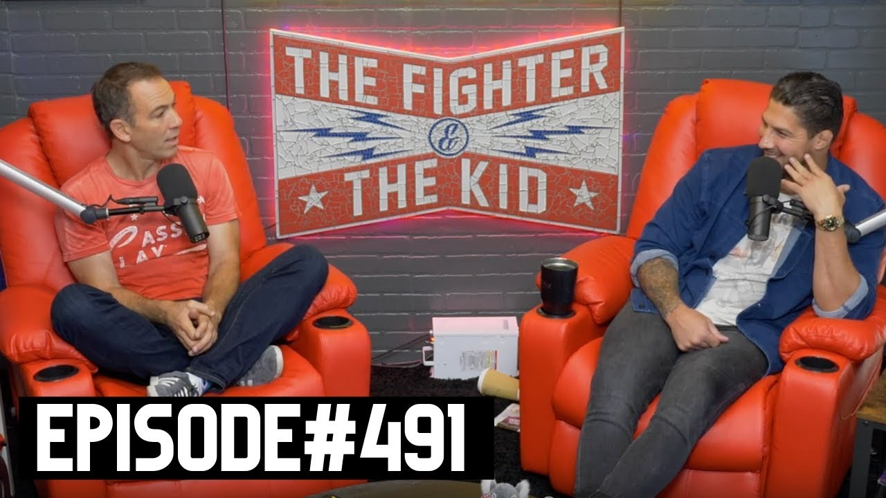 The Fighter and The Kid - Episode 491 | SuperNewsWorld com