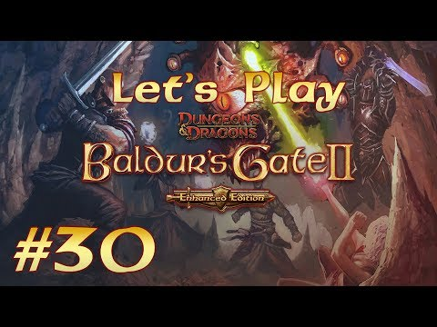 Let's Play Baldur's Gate II Part 30: Another Plane?!