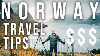 Norway Travel Tips - how we did 2 weeks travelling Norway CHEAP!