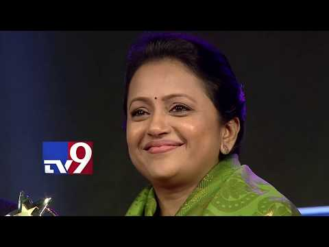 Anchor Suma super speech @ TV9 Theevi Awards - TV9
