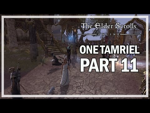 The Elder Scrolls Online One Tamriel - Let's Play Part 11: STORMHAVEN