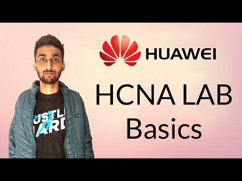 Networking   HCNA   Huawei Basic Switch/Router Configuration   HCNA Tutorials