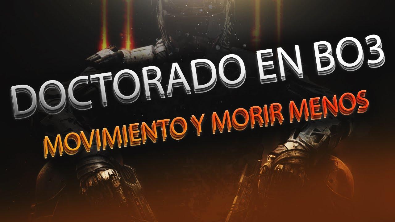 """Diez Consejos Para No Morir En Dark Souls 2: DOCTORADO En BLACK OPS 3: """"MOVIMIENTO"""" Y """"CONSEJOS Para"""