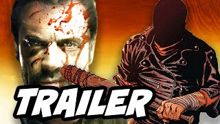 Walking Dead Season 6 Episode 16 Negan Finale Trailer Breakdown