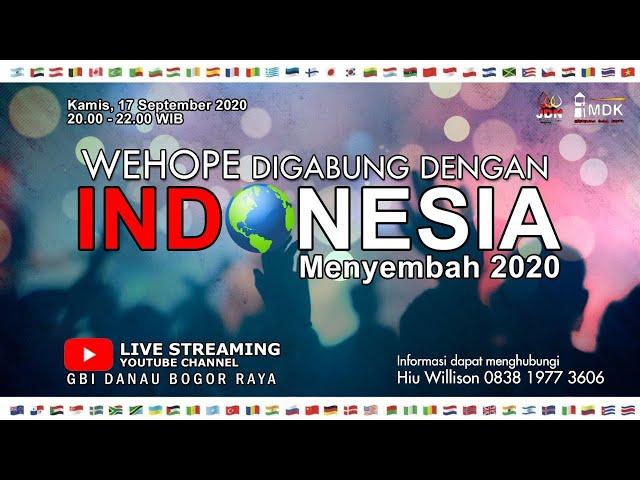 Indonesia Menyembah 2020 17 September 2020