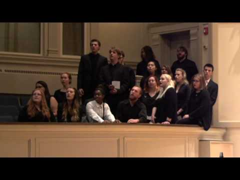 Va, Pensiero - Lawrence University Viking Chorale - 11.11.16