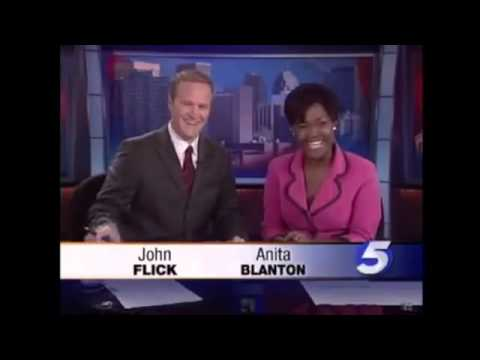 Best News Bloopers 2009