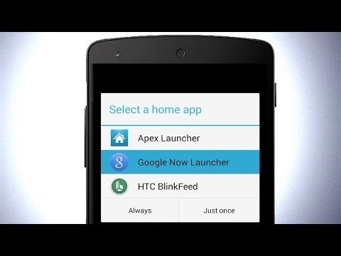 Install Blinkfeed Launcher On Any Android 4.4+ (Root)