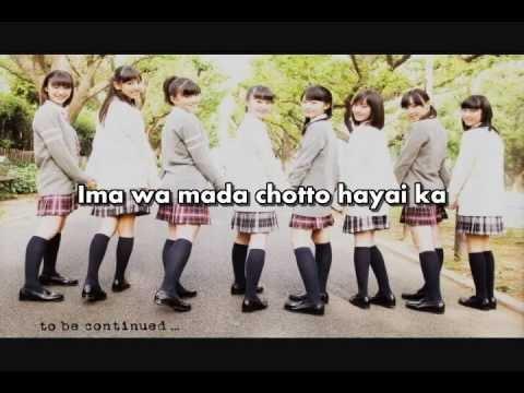 [KARAOKE] Morning Musume - Pyoko Pyoko Ultra