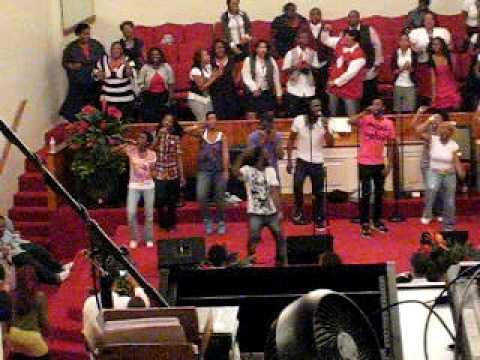 Tye Tribbett & G.A - Let Us Worship/So Amazing