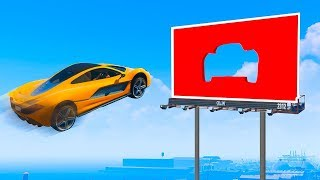GTA 5 100% CALCULATED CHALLENGE!