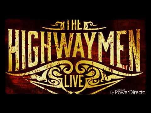 Johnny Cash, Willie Nelson, Waylon Jennings & Kris Kristofferson (The Highwaymen)