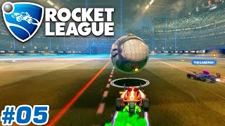 Gol olur I Rocket League Türkçe Multiplayer I 5. Bölüm