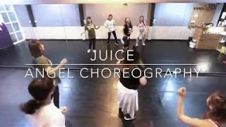 [I-Free]肢體律動''Lizzo - Juice''@Angel choreography