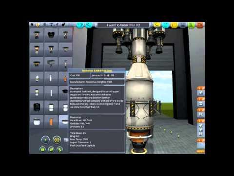 ORBITING THE SUN!!!! (Kerbal Space Program)