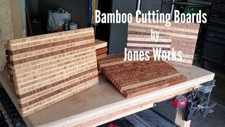 Bamboo Cutting Boards | Scrap Wood Project - 18