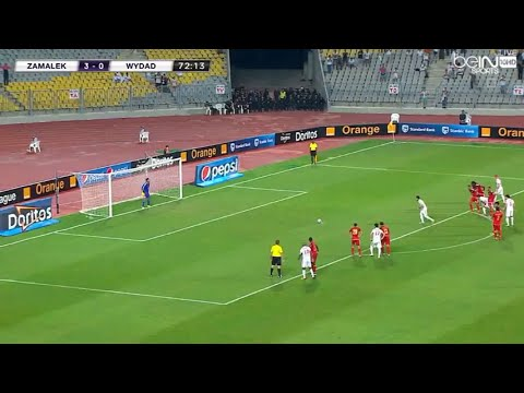أهداف مباراة الزمالك والوداد البيضاوي 4-0 Zamalek vs WAC Casablanca