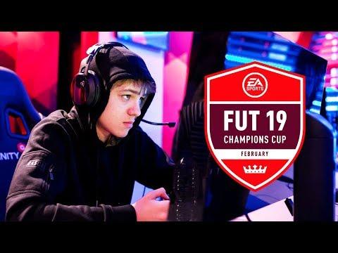 F2TEKKZ VS THEROYAL FUT 19 CHAMPIONS CUP FEBRUARY!