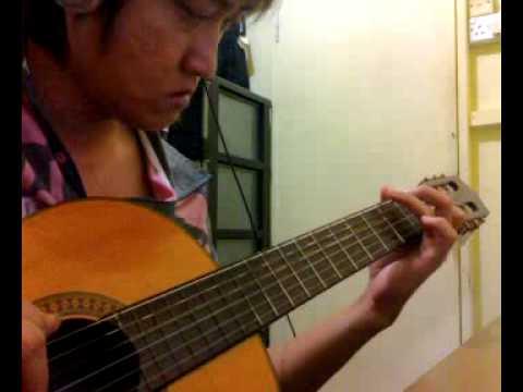 亲人 Guitar Solo Qin Ren - 丁当 Ding Dang - FingerStyle