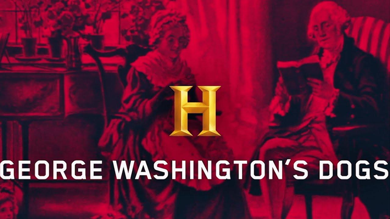George Washington's Dogs   #Shorts