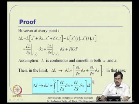 mod 11 lec 24 calculus of variations an overview youtube. Black Bedroom Furniture Sets. Home Design Ideas