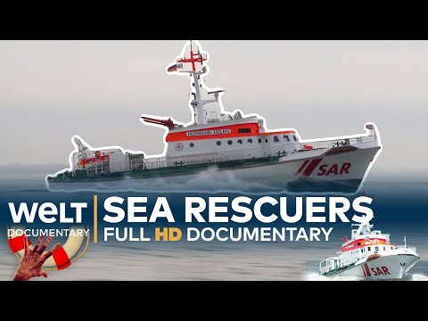 SEA RESCUE - Tough Wind & Waves | Full Documentary