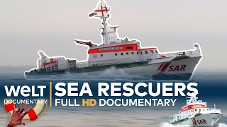 SEA RESCUE - Tough Wind & Waves   Full Documentary