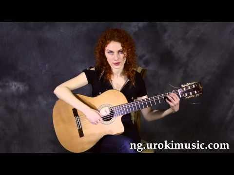 vse.urokimusic.ru Уроки гитары онлайн. Обучение игре на гитаре онлайн