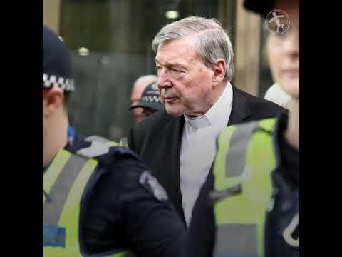Cardinal Pell sentenced to six years in prison for abuse