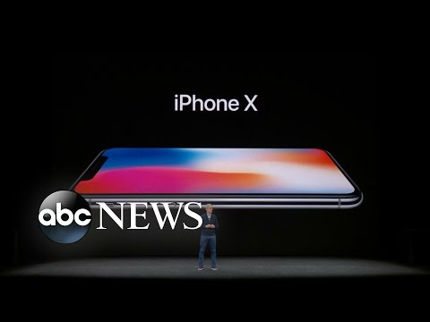 Download Youtube: Apple unveils new iPhone X