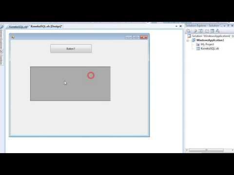 Cara Koneksi Visual Basic Dengan Sql Server 2008