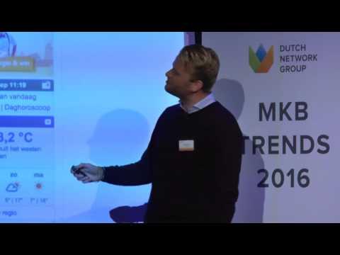 MKB Trends 2016 - van creatie naar curatie - Willem Overbosch - Bram Kanstein - Startup Stash