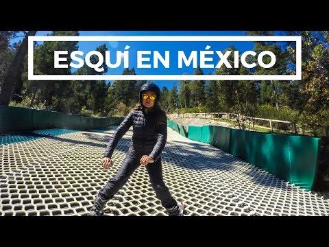 ESQUÍ EN MÉXICO | COAHUILA| MARIEL DE VIAJE