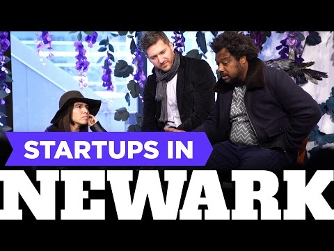 Building Newark Through Startup Culture & Small Business