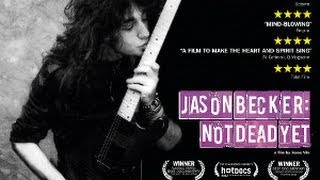 Jason Becker Not Dead Yet - Official Trailer