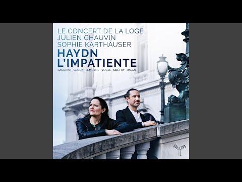 """Symphonie No. 87 en La Majeur, Hob. I:87 """"L'Impatiente"""": IV. Finale. Vivace"""