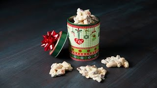 White Chocolate Bark - Edible Gifts - Marcel Cocit - Love At First Bite Episode 30