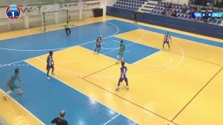 Futsal LIVE   Liga I: Informatica Timisoara -  CSM Politehnica Iasi