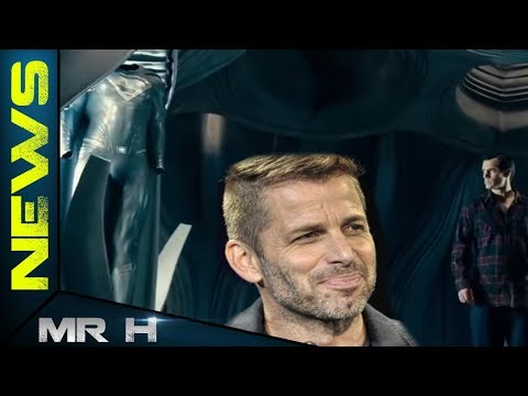 Zack Snyder Explains Deleted  From Justice League