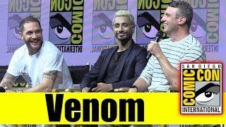 VENOM | Comic Con 2018 Full Panel (Tom Hardy, Riz Ahmed)