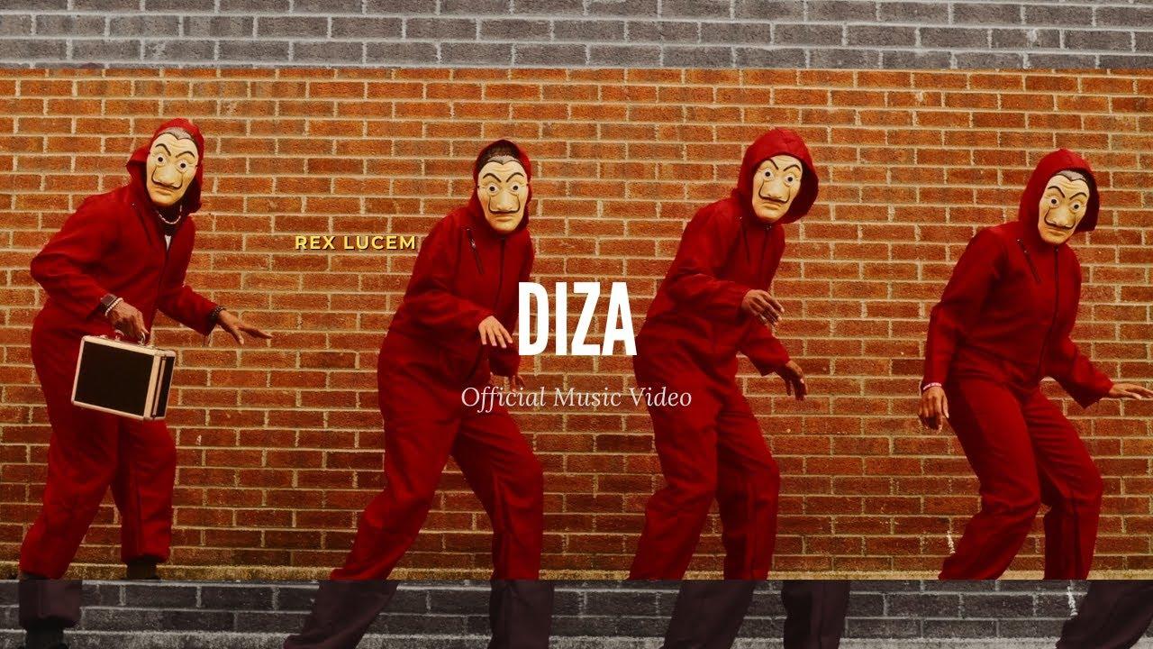Rex Lucem - DIZA (Official Music Video)