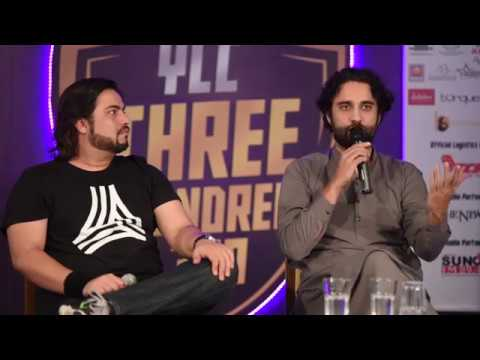 Ali Noor & Ahmed Jehanzeb on the importance of Arts in shaping society | YLC 2017