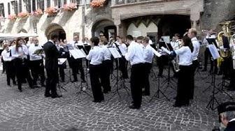 Sweet Dreams - Stadtmusik Bremgarten Promenadenkonzerte Innsbruck 2017