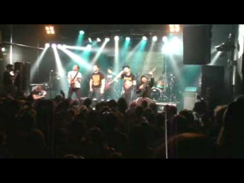 Emmure - When Keeping It Real Goes Wrong Cover at Berlin Allstarz 2008